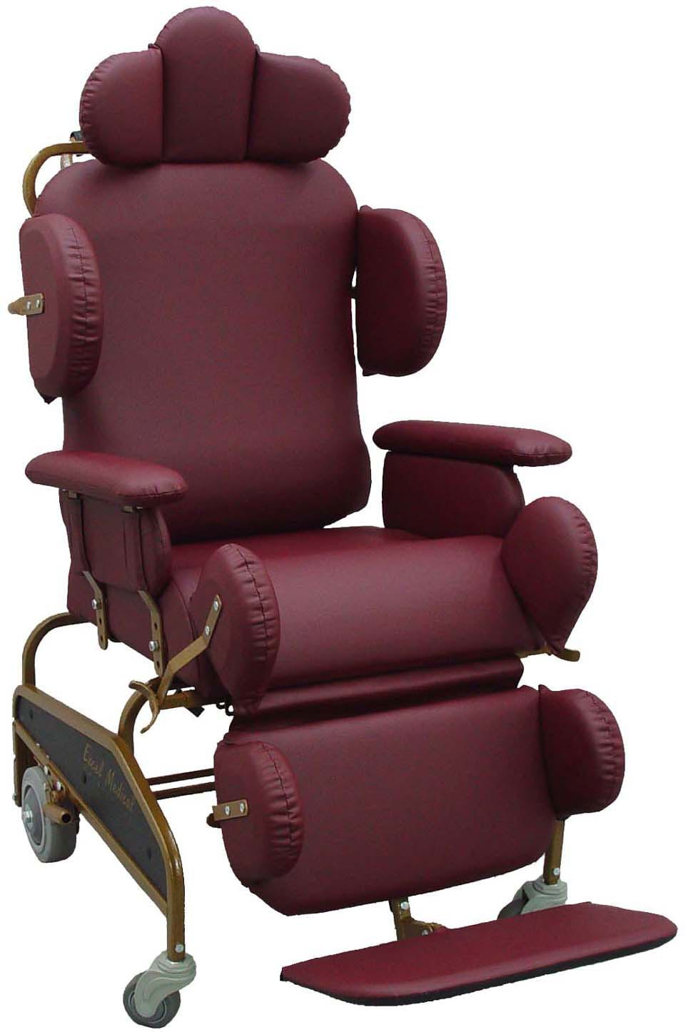 geriatric chair, royal kliner chair, excel medical chair, adjustable geriatric chair
